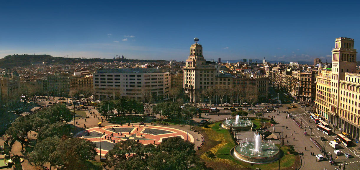 production services in spain