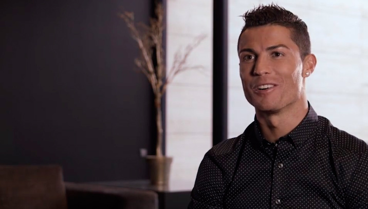 Cristiano Ronaldo - Services production Spain