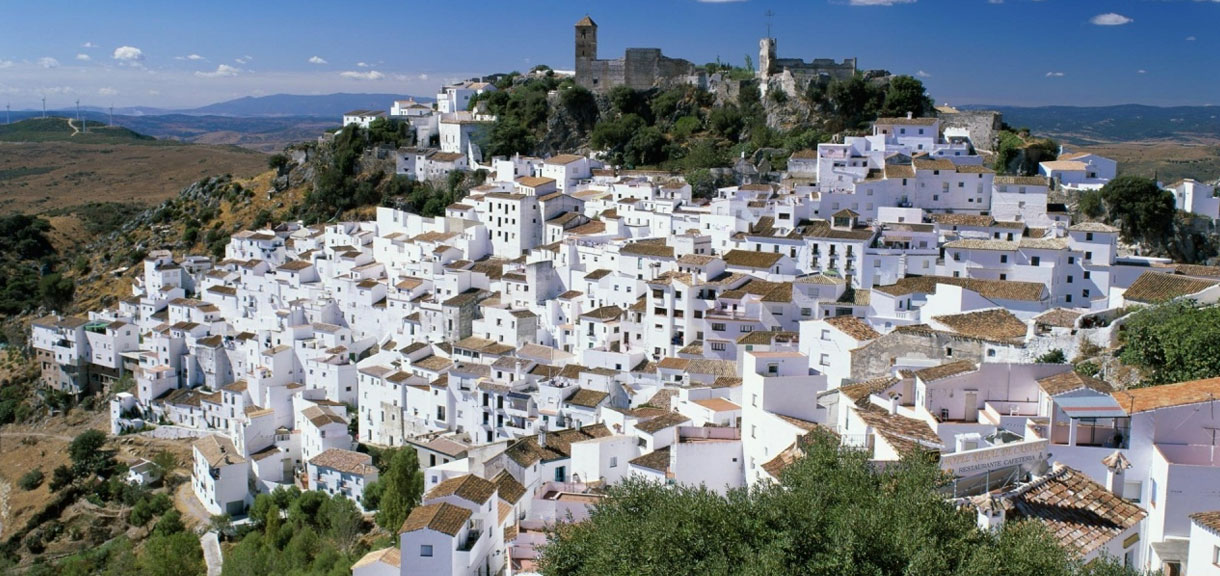 Villages for shooting in Spain