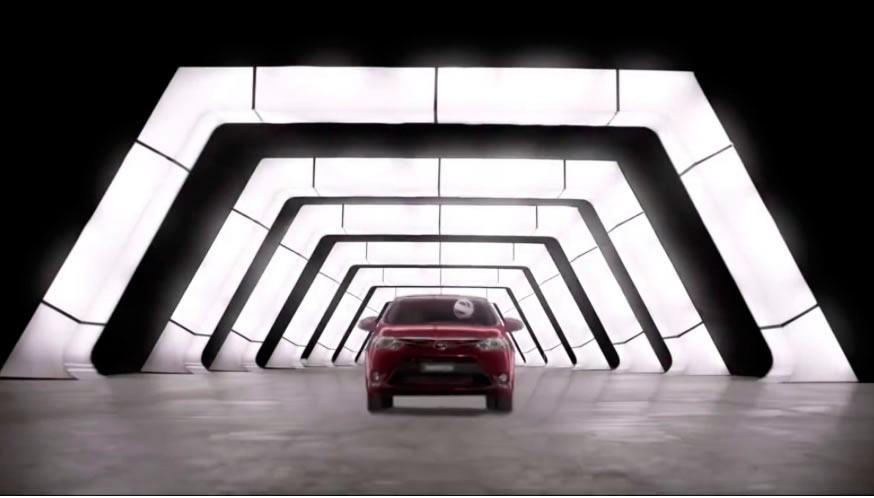 audiovisual production company in Spain for Toyota